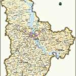 Карта киевской области скачать бесплатно