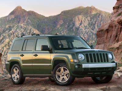 Jeep Patriot (2007) (Категория фото: Авто/Мото)