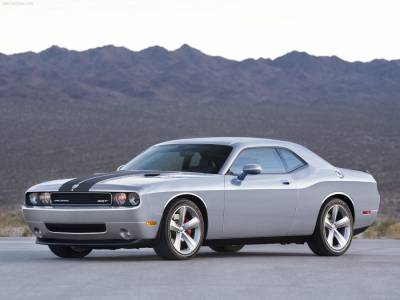 Dodge Challenger SRT8 (Категория фото: Авто/Мото)